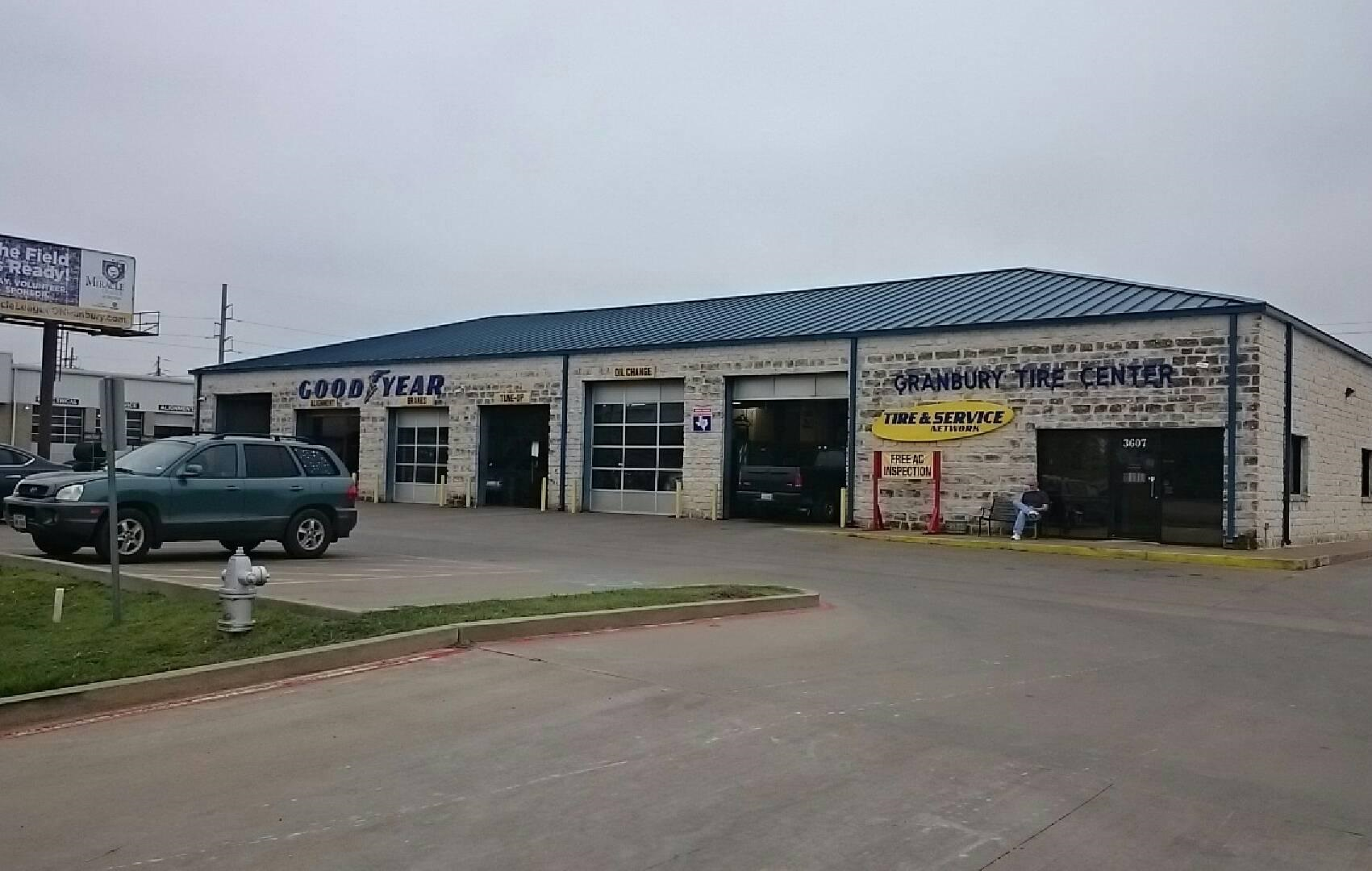 tires granbury tx